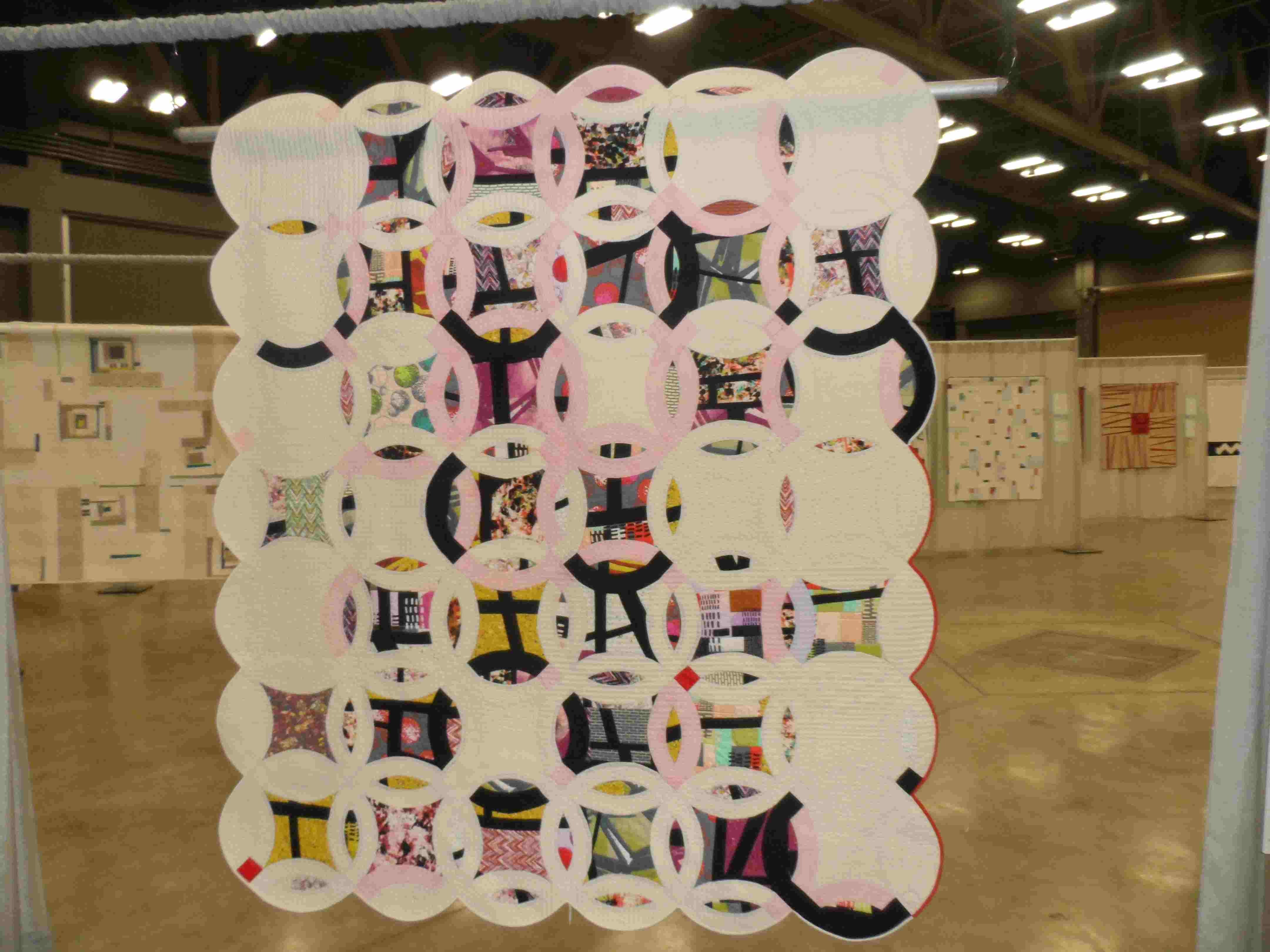 QuiltCon report – my thoughts on my 4 day trip to Austin